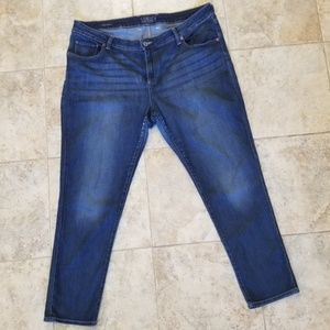 Lucky Brand Good Cond Ginger Stretch Skinn…